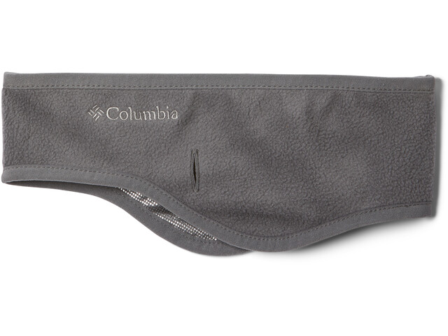 Columbia Trail Shaker Stirnband city grey